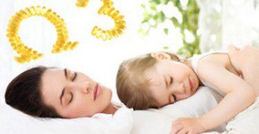 OMEGA 3 ile İyi Uykular Rem Uykusu